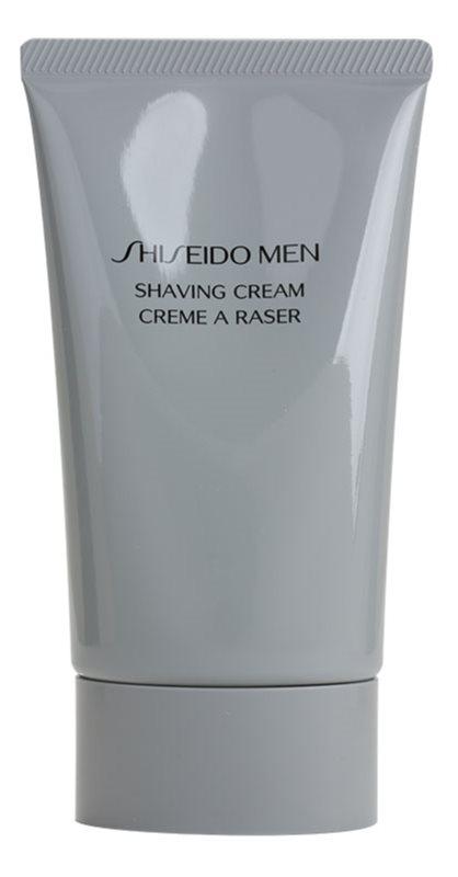 Shiseido Men Shave crema hidratante y calmante para el afeitado