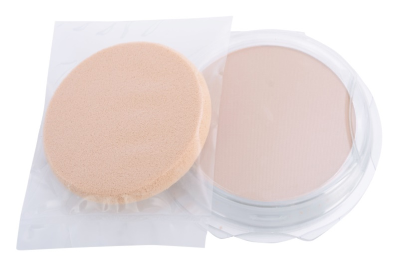 Shiseido Pureness компактний тональний крем SPF 15 змінний блок