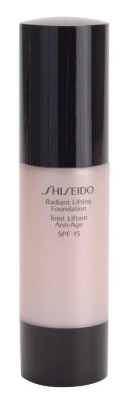 Shiseido Base Radiant Lifting Radiance Lifting Foundation SPF 15