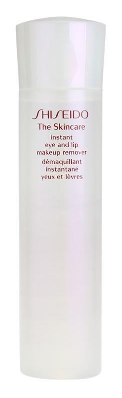Shiseido The Skincare kétfázisú festéklemosó szemre és az ajkakra