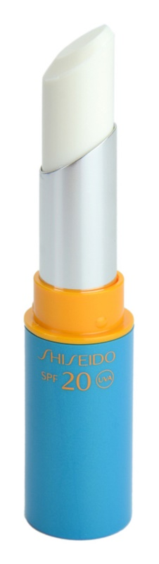 Shiseido Sun Protection ochranný balzám na rty SPF 20