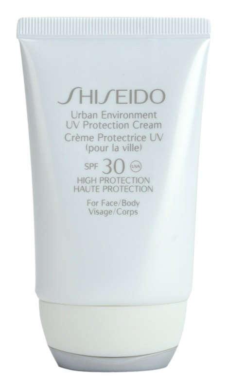 Shiseido Sun Care Protection хидратиращ защитен крем SPF 30