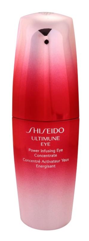 Shiseido Ultimune energizáló és védő koncentrátum a szem köré