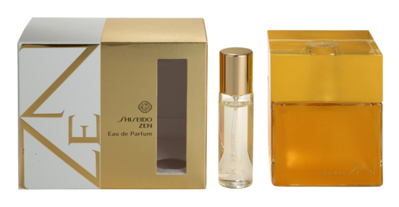 Shiseido Zen  coffret IV.
