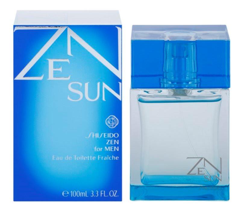 Shiseido Zen Sun for Men 2014 eau de toilette pentru barbati 100 ml