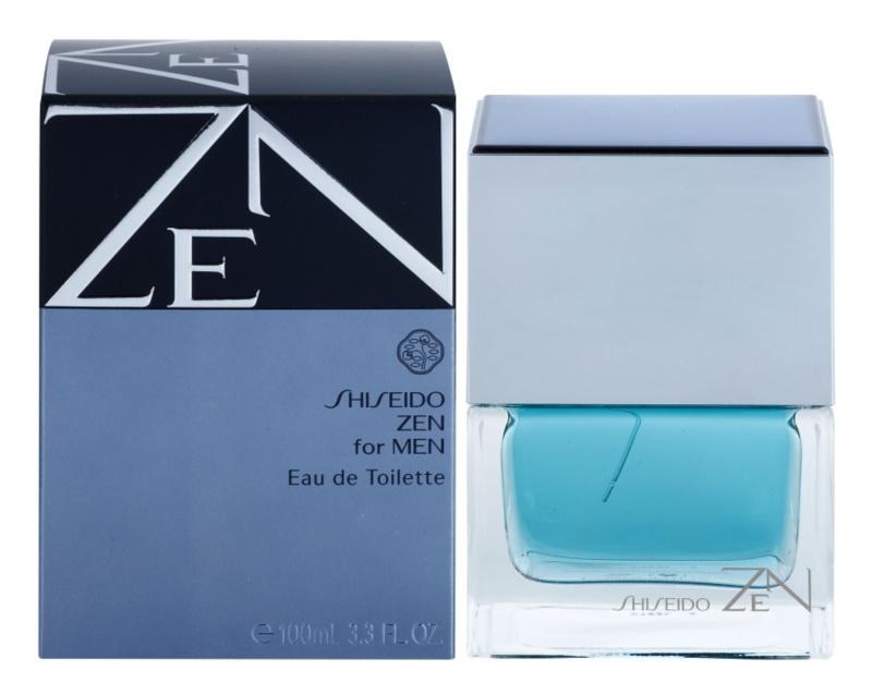 Shiseido Zen for Men Eau de Toilette for Men 100 ml