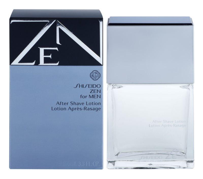 Shiseido Zen for Men woda po goleniu dla mężczyzn 100 ml