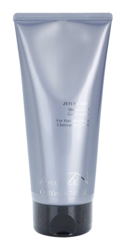 Shiseido Zen for Men gel de ducha para hombre 200 ml