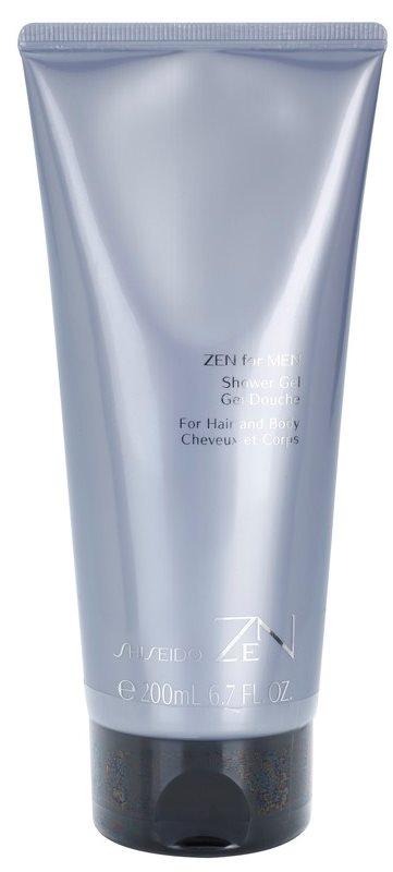Shiseido Zen for Men gel doccia per uomo 200 ml