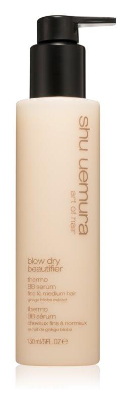 Shu Uemura Blow Dry Beautifier BB krém pre jemné vlasy