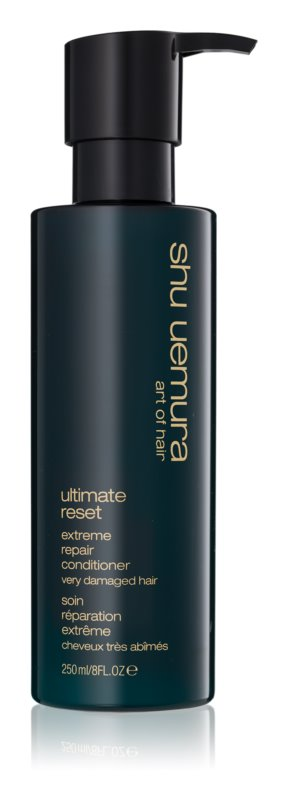 Shu Uemura Ultimate Reset Conditioner Chemically Treated, Bleached or Damaged Hair