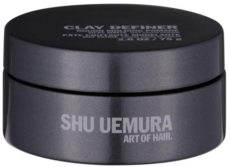 Shu Uemura Clay Definer tvarující pomáda do vlasů