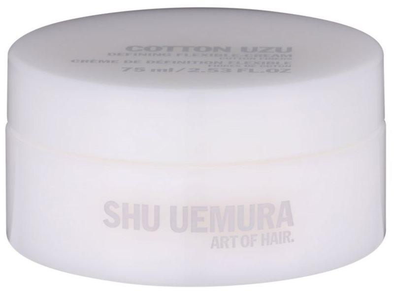 Shu Uemura Cotton Uzu stiling krema za valovite lase
