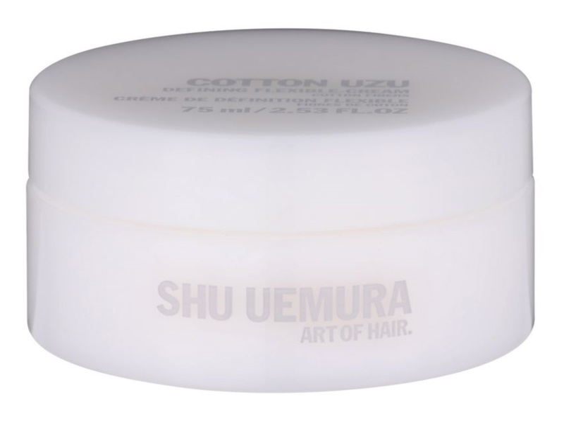 Shu Uemura Cotton Uzu stylingový krém pre vlnité vlasy