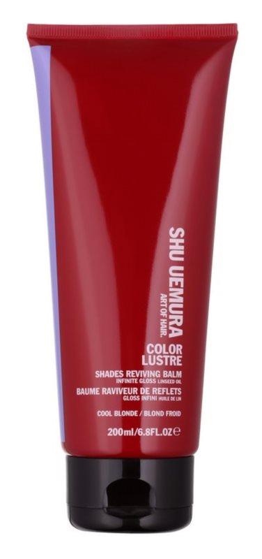 Shu Uemura Color Lustre bálsamo para enfatização de cor de cabelo