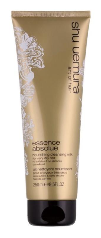Shu Uemura Essence Absolue condicionador nutritivo para cabelo muito seco para cabelos muito secos