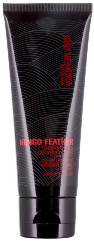 Shu Uemura Kengo Feather lehký stylingový krém na vlasy