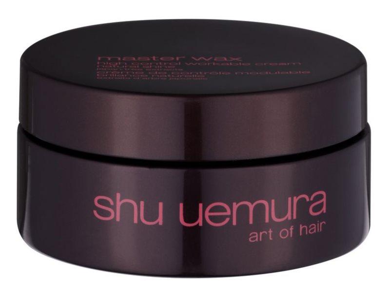 Shu Uemura Master Wax vosk na vlasy pre fixáciu a tvar