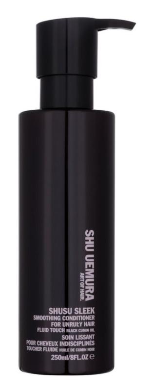 Shu Uemura Shusu Sleek kondicionér pro hrubé a nepoddajné vlasy