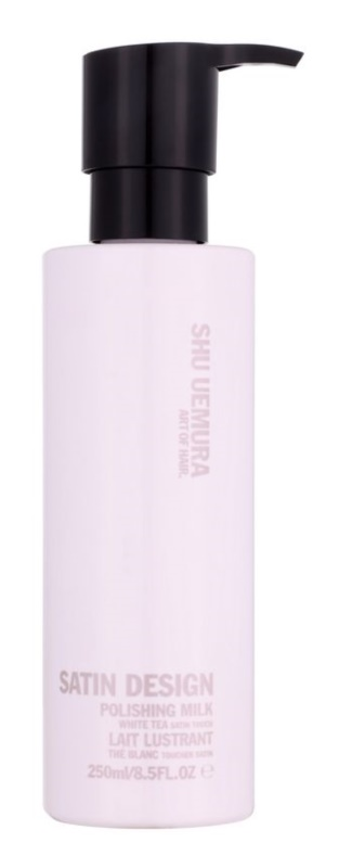 Shu Uemura Satin Design Smoothing And Nourishing Thermal Protective Milk
