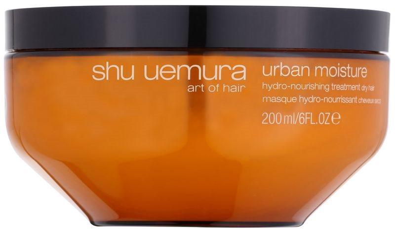 Shu Uemura Urban Moisture maseczka  do włosów suchych