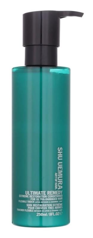 Shu Uemura Ultimate Remedy revitalizačný kondicionér pre veľmi poškodené vlasy