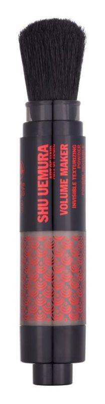 Shu Uemura Volume Maker escova de cabelo com pó para dar volume