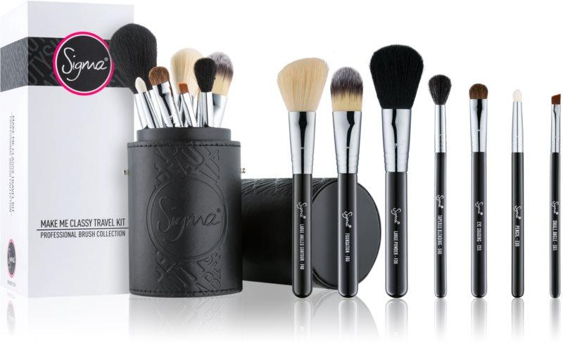 Sigma Beauty Travel Kit Seturi pentru voiaj (pachet pentru calatorie)