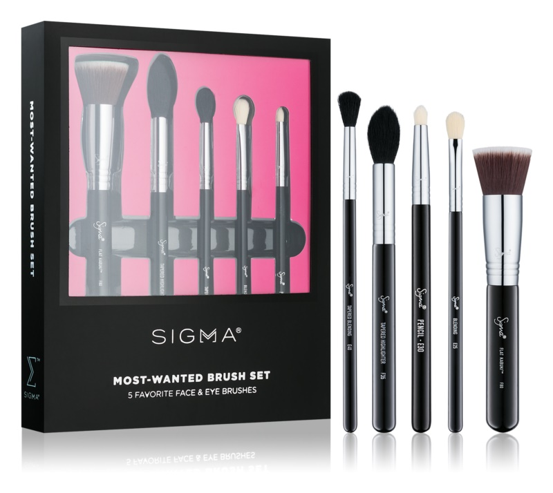 Sigma Beauty Brush Value set čopičev