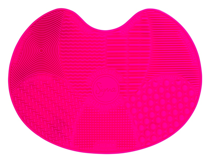Sigma Beauty Sigma Spa Express килимок для очищення косметичних пензликів