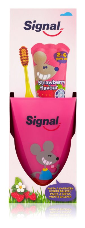 Signal Kids Set for Perfectly Clean Teeth II.