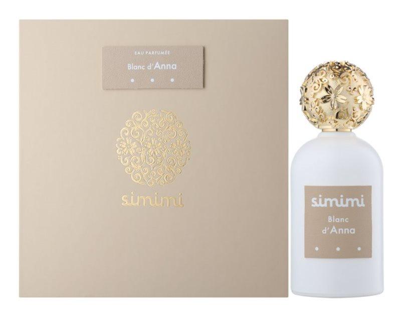 Simimi Blanc D'Anna Eau de Parfum para mulheres 100 ml