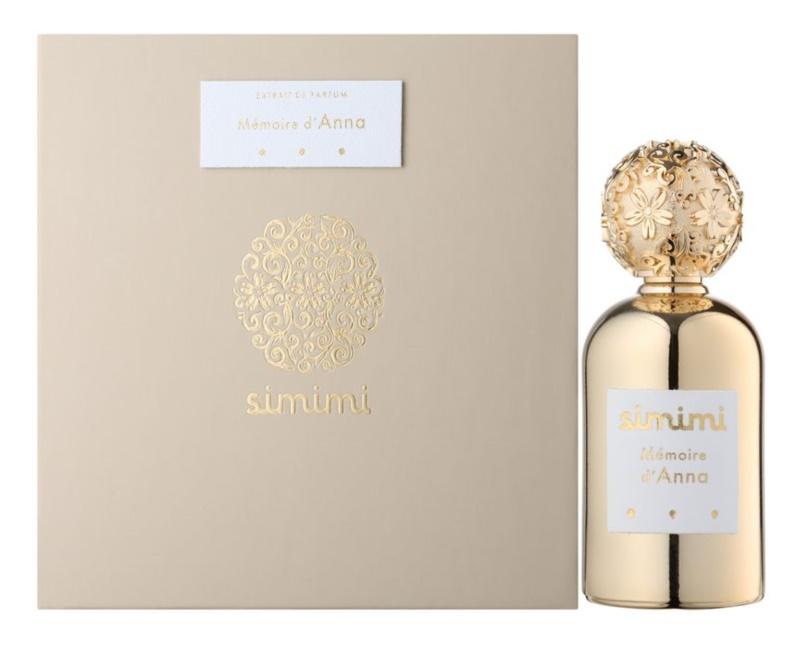 Simimi Memoire D'Anna parfémový extrakt pro ženy 100 ml