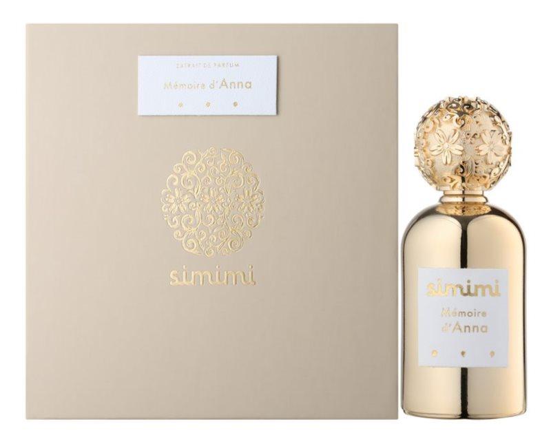Simimi Memoire D'Anna Parfumextracten  voor Vrouwen  100 ml