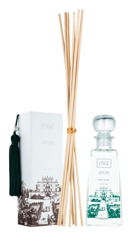 Simone Cosac Profumi Green Accord dyfuzor zapachowy z napełnieniem 200 ml