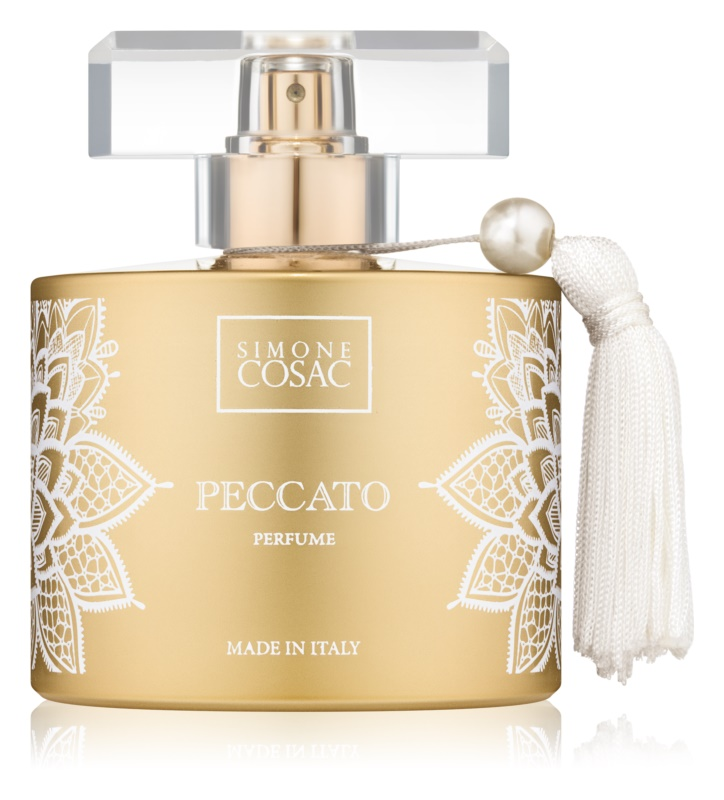 Simone Cosac Profumi Peccato Parfüm für Damen 100 ml
