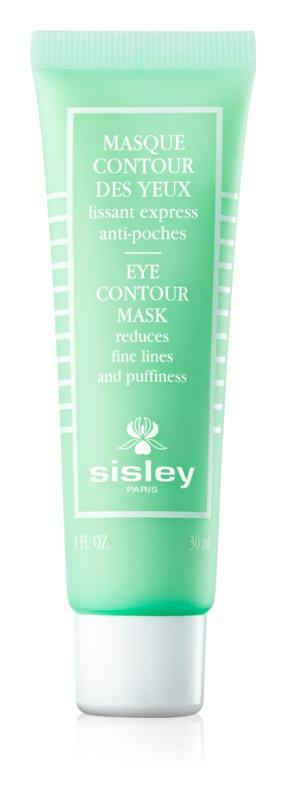 Sisley Skin Care mascarilla para contorno de ojos antibolsas y antiojeras