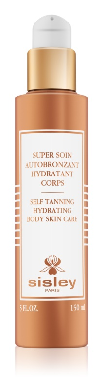 Sisley Self Tanners Self Tanning Hydrating Body Skin Care