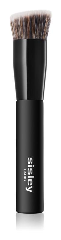 Sisley Accessories štetec na aplikáciu tekutého a krémového make-upu