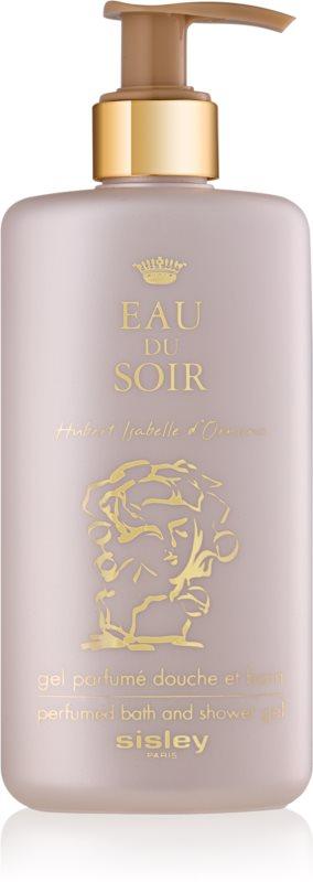 Sisley Eau du Soir gel de duche para mulheres 250 ml