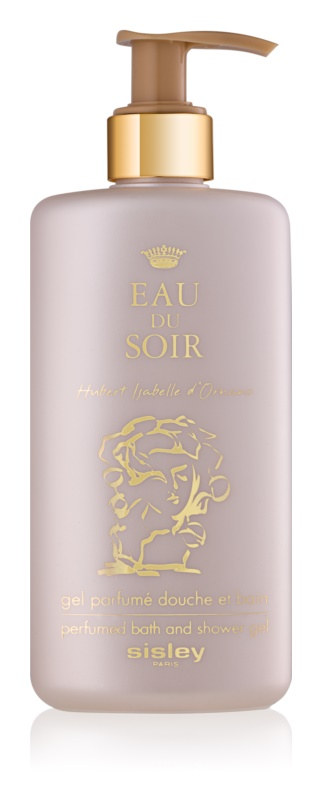 Sisley Eau du Soir gel douche pour femme 250 ml