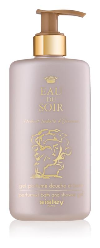 Sisley Eau du Soir gel za prhanje za ženske 250 ml
