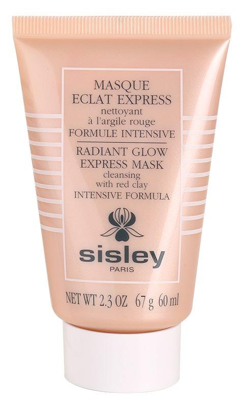 Sisley Skin Care maseczka do twarzy rozjaśniający