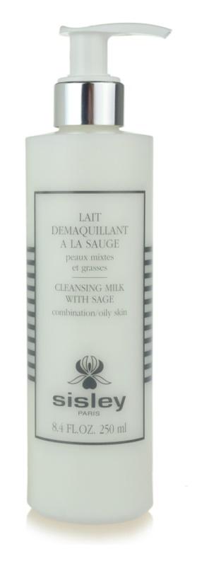 Sisley Cleanse&Tone čisticí pleťové mléko pro mastnou a smíšenou pleť