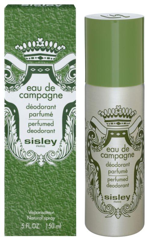 Sisley Eau de Campagne desodorante en spray unisex 150 ml