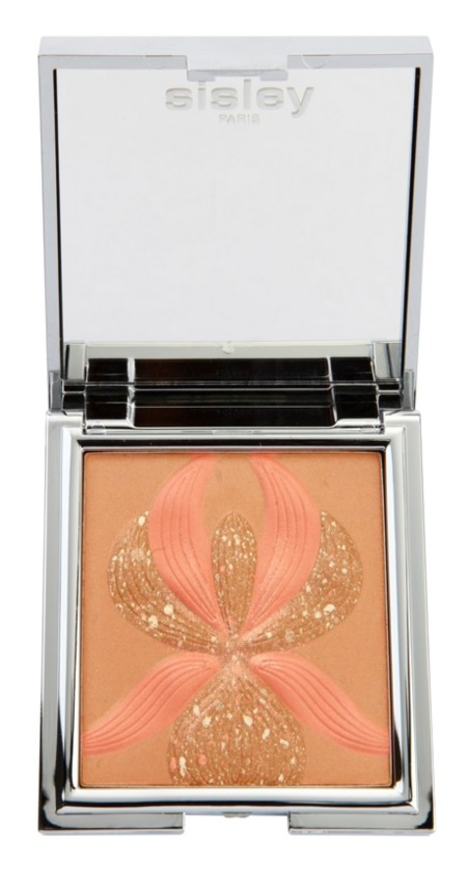 Sisley L'Orchidée blush cu efect iluminator