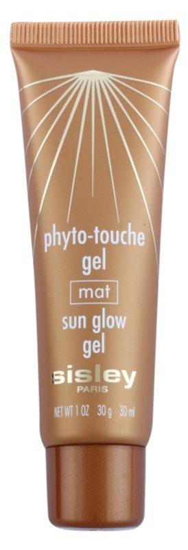 Sisley Self Tanners tónovací gel na obličej