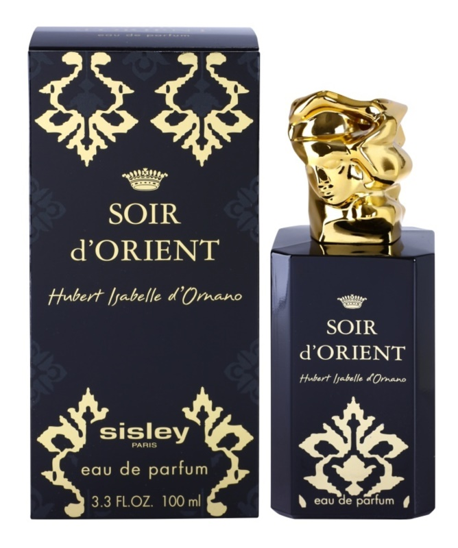 Sisley Soir d'Orient eau de parfum pentru femei 100 ml