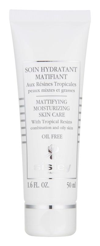 Sisley Tropical Resins hydratační matující krém