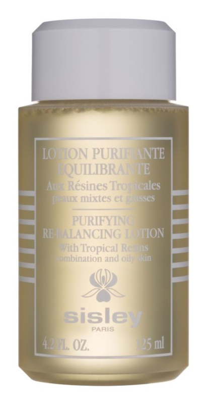 Sisley Purifying Re-Balancing Lotion With Tropical Resins tónico para pieles grasas y mixtas
